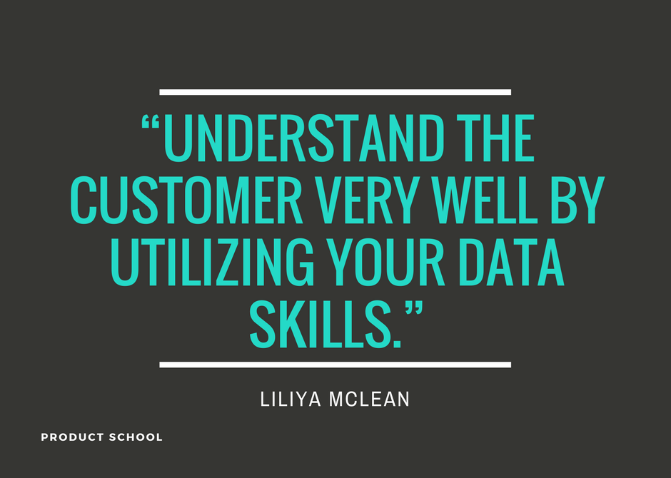 Utilize Your Data Skills by Home Depot Product Manager