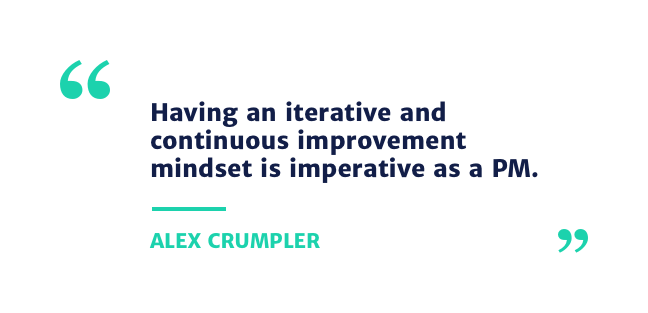 Developing digital products CNN product management alex crumpler