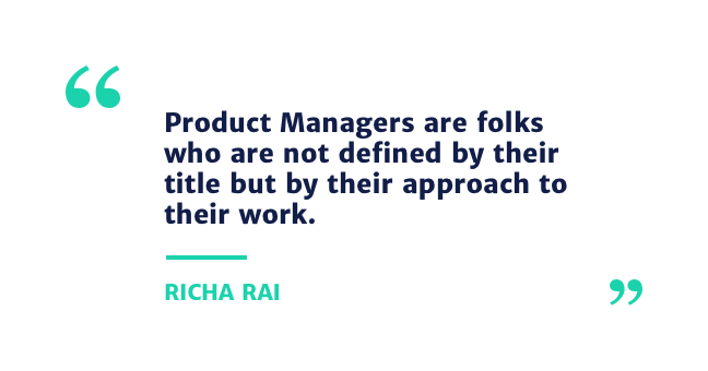 richa rai microsoft product manager leader