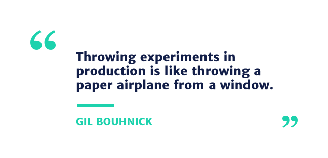 quote by gil bouhnick