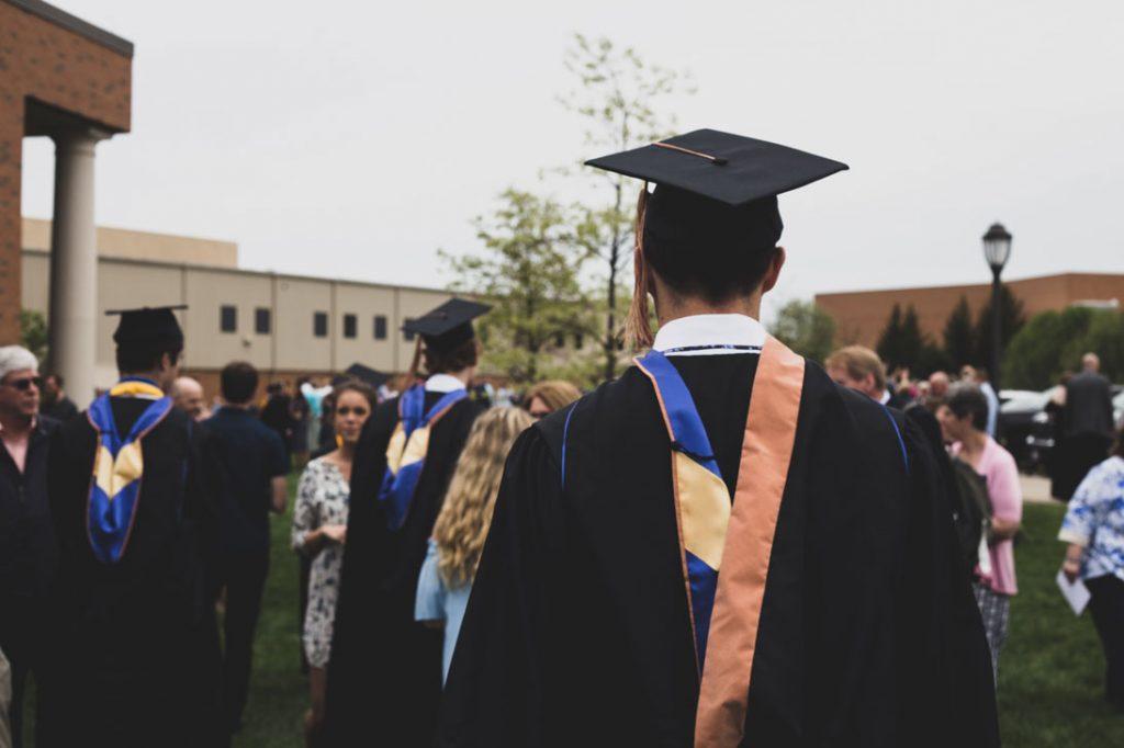 business school graduation
