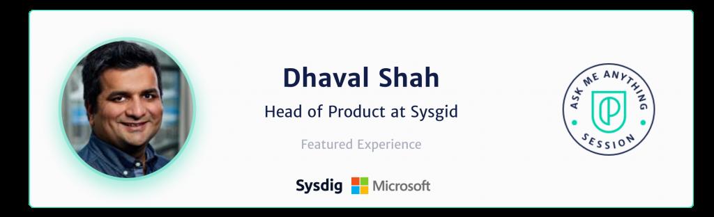Dhaval Shah PM at Microsoft