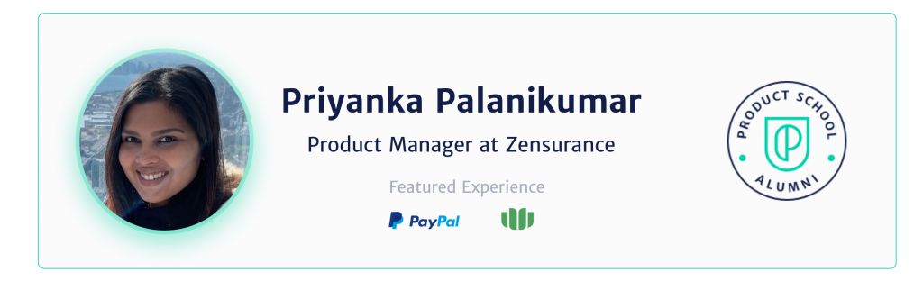 priyanka palanikumar featured banner