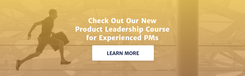 Product Leadership Course Banner