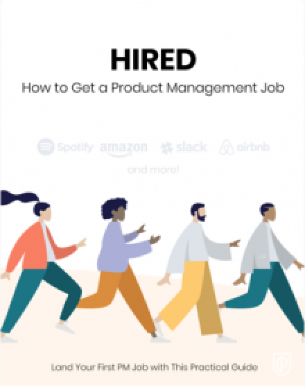 Hired book Product School