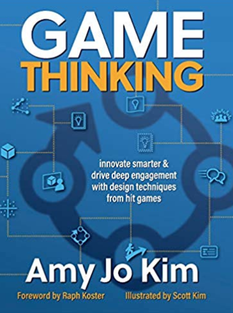 Game thinking book