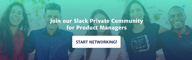 Product School slack banner