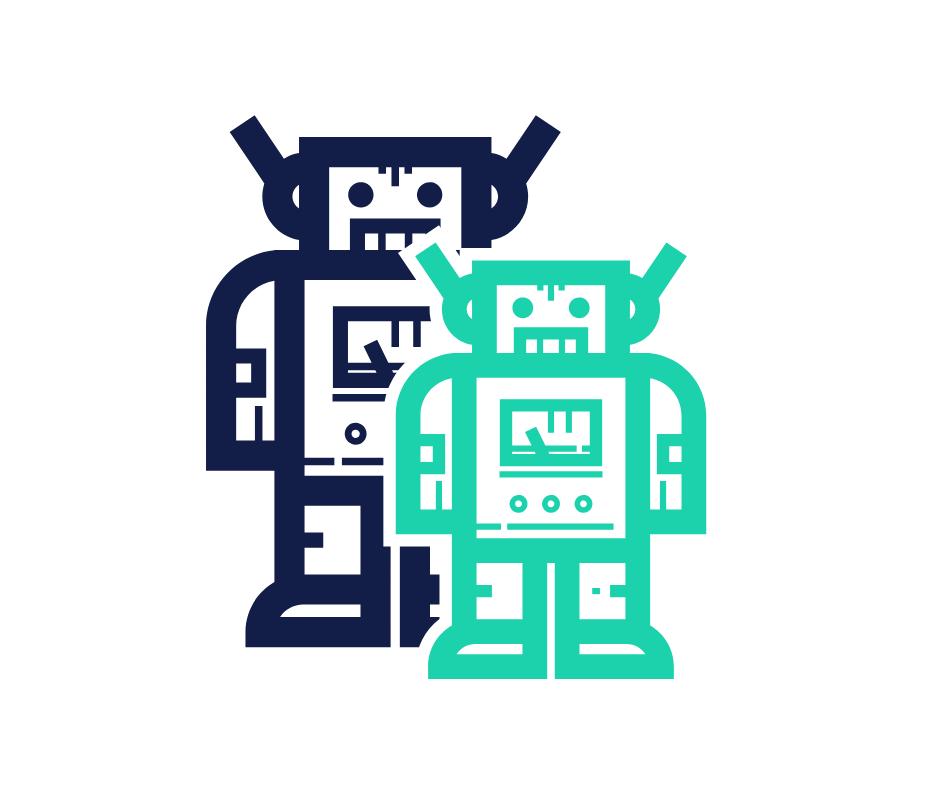 robot graphic