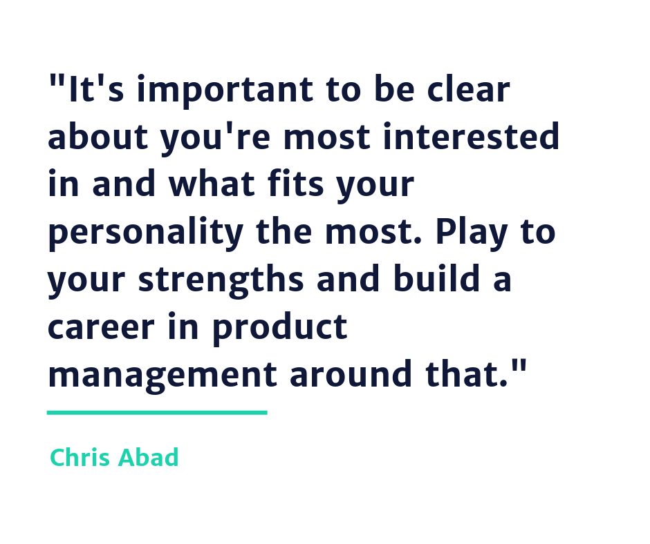 Chris Abad quote