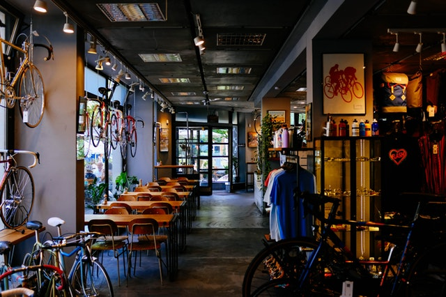 bar bikes