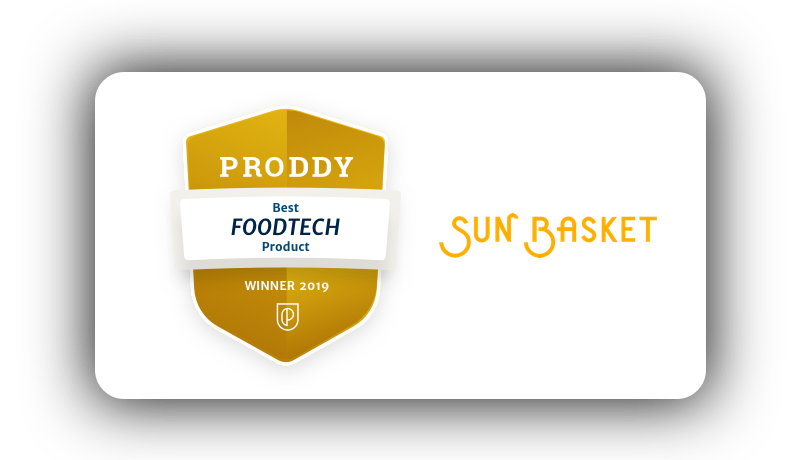 Proddy Best Foodtech Product