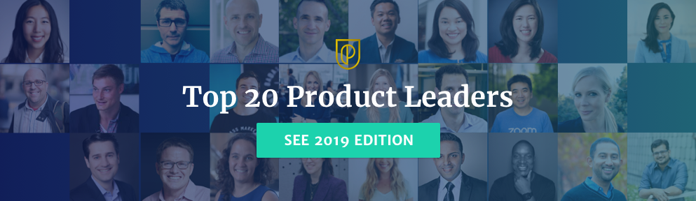 Product Leaders banner