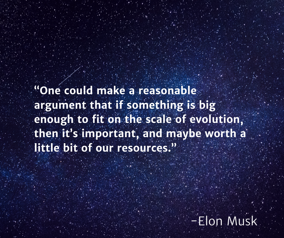 Elon Musk SpaceX quote