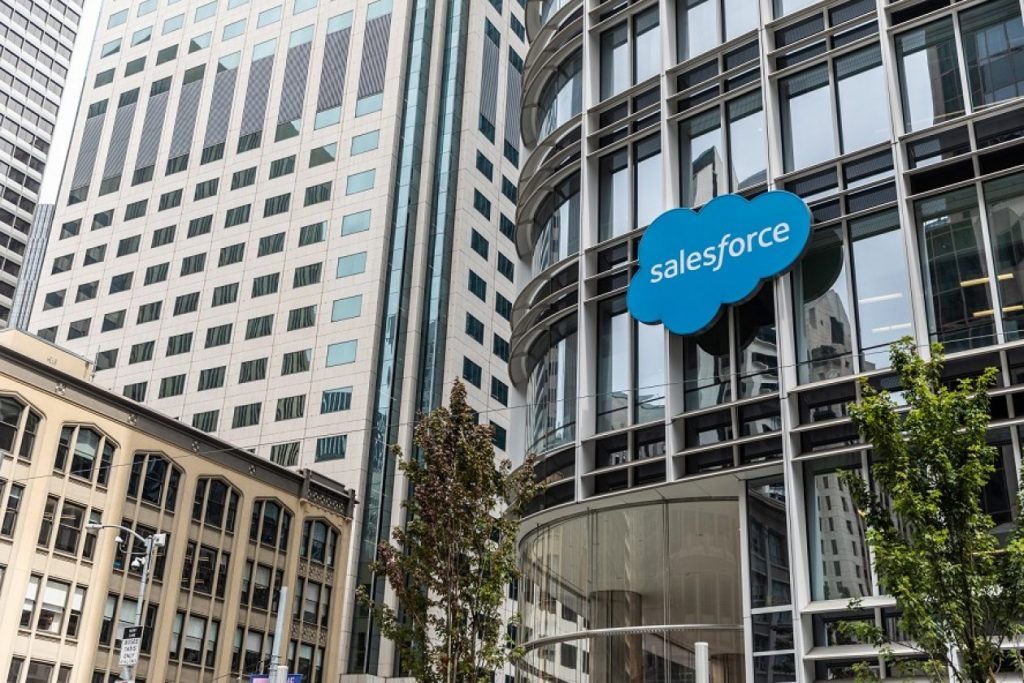 salesforce offices