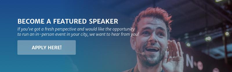 Featured Speaker banner