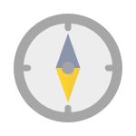 compass graphic