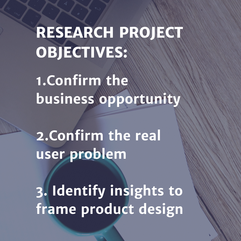 Research Project Objectives