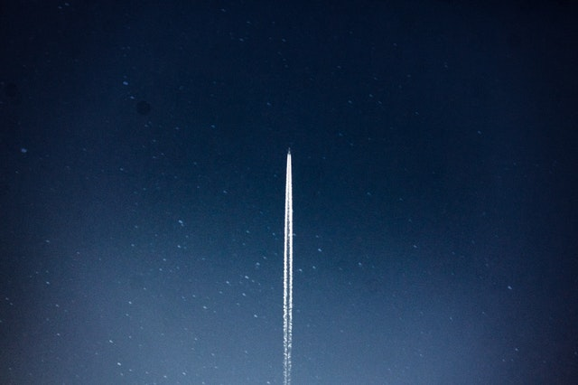 Space shuttle stars