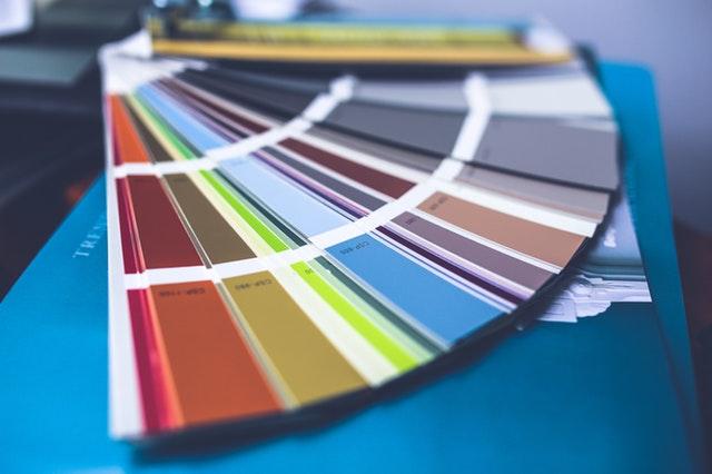 Color palette design