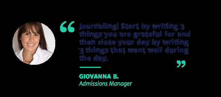 Giovanna Quote