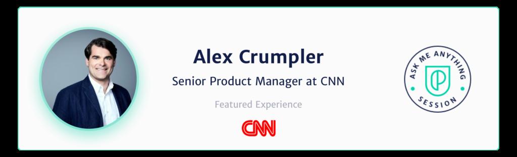 AMA Banner Alex Crumpler