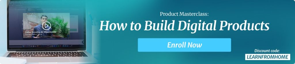 how to build digital products banner