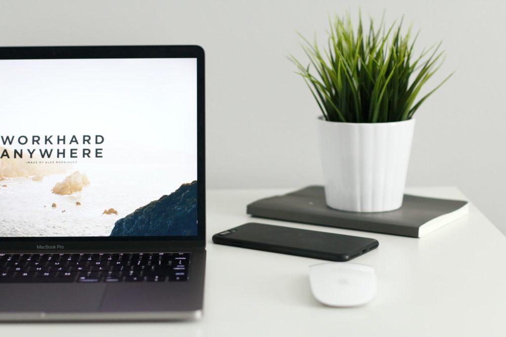 Workhard anywhere laptop
