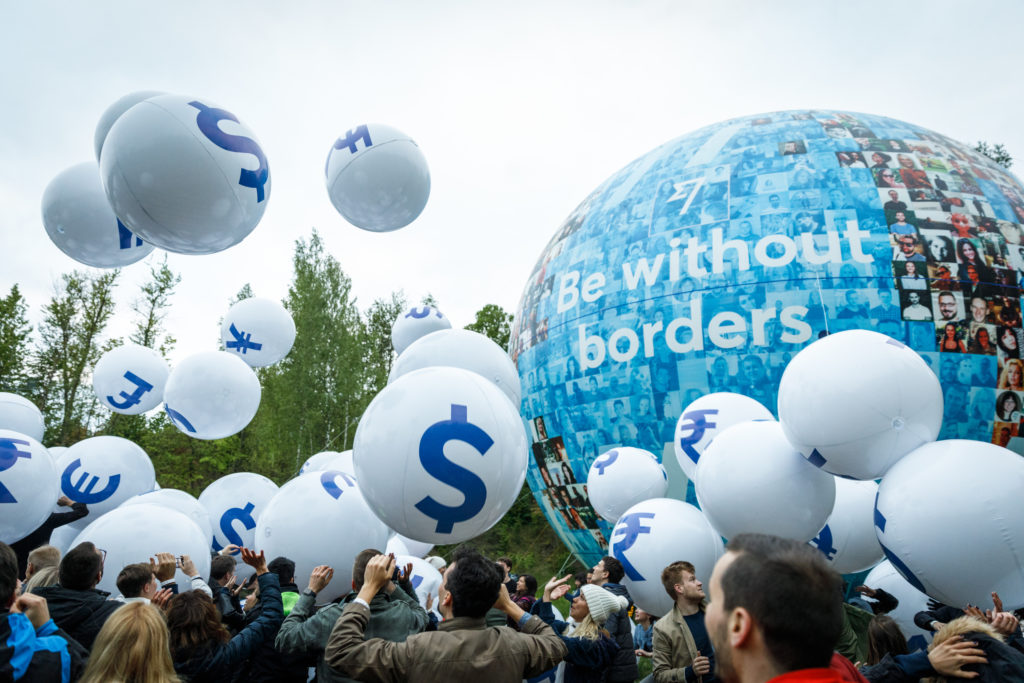 Transferwise be without borders