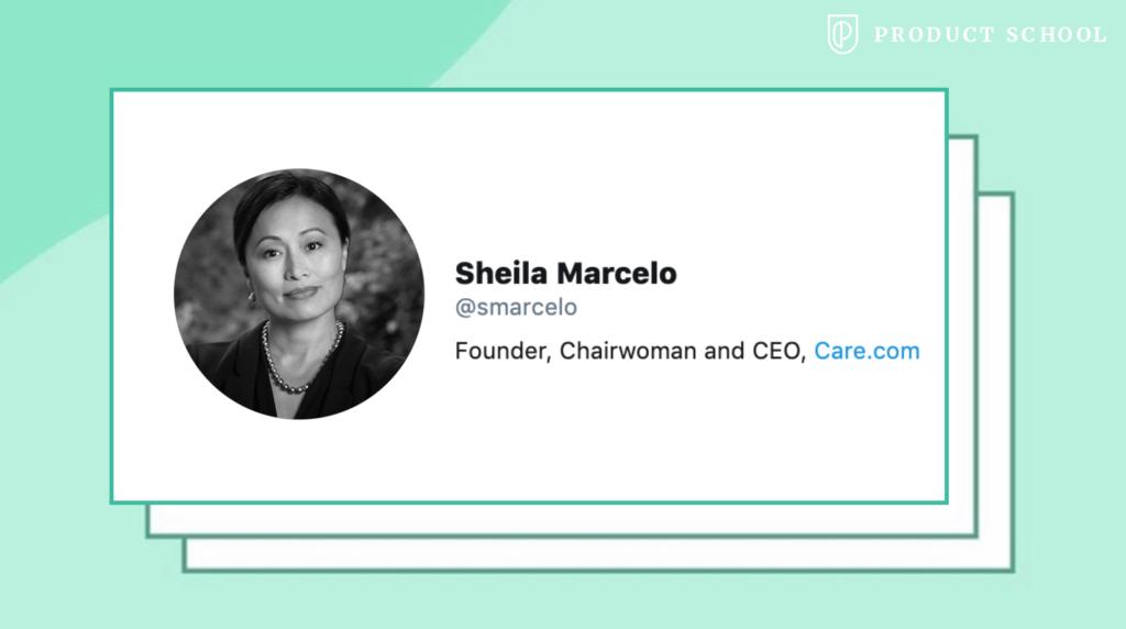 Sheila Marcelo CEO Care.com