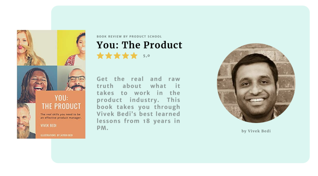 You:The Product by Vivek Bedi