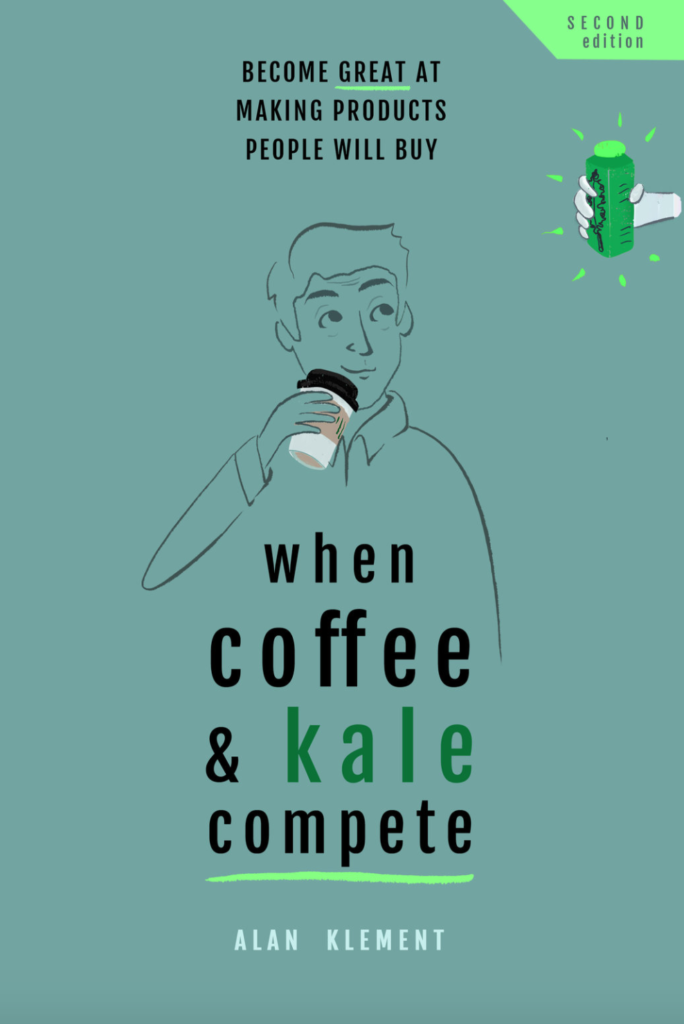 When Coffee and Kale Compete Alan Klement