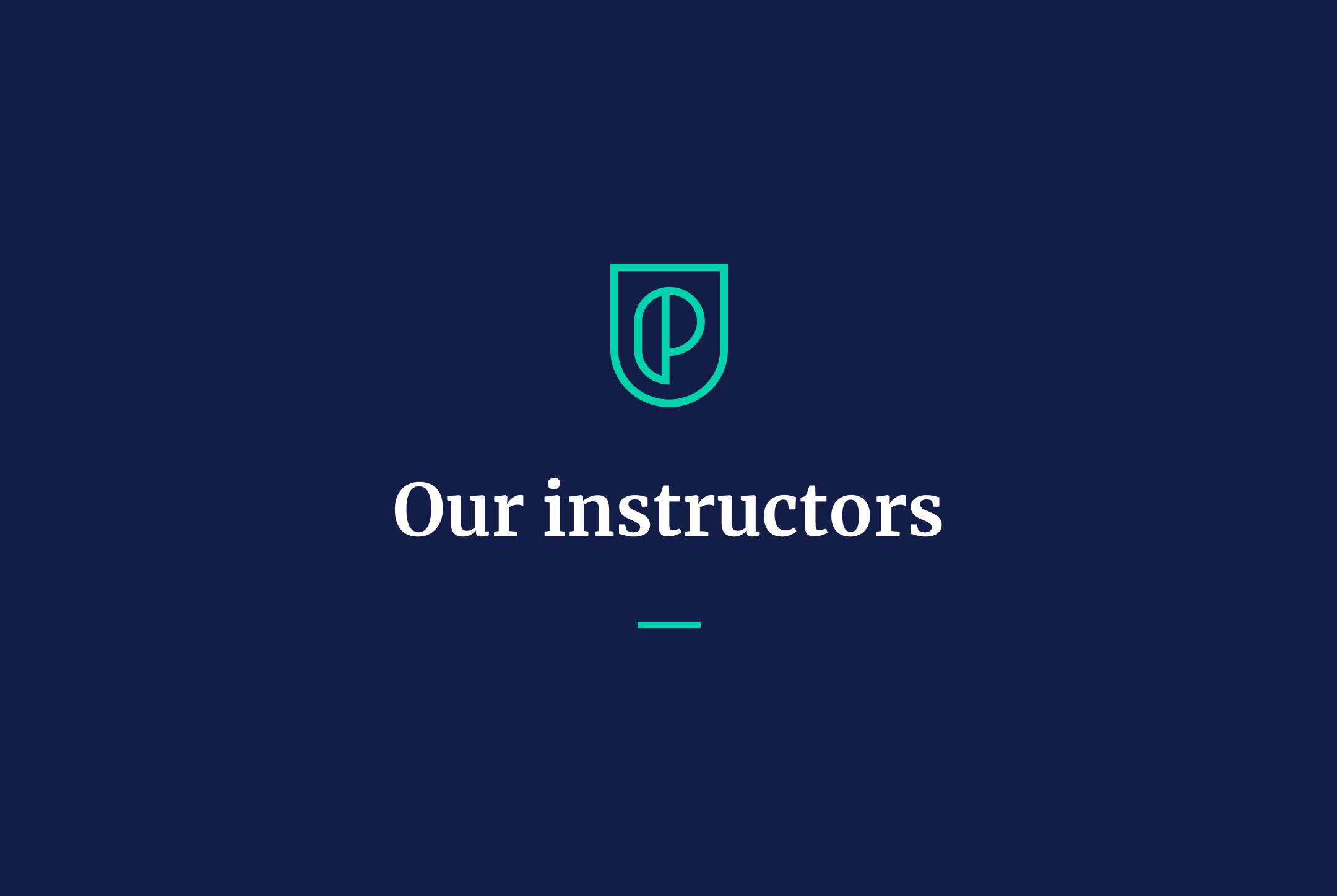 Product School Instructors   Product School