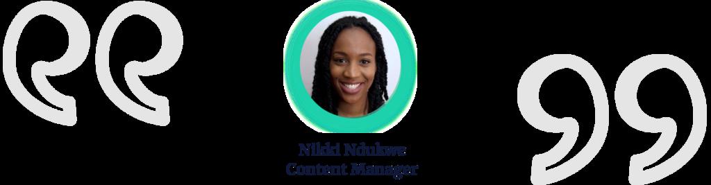 Nikki Ndukwe