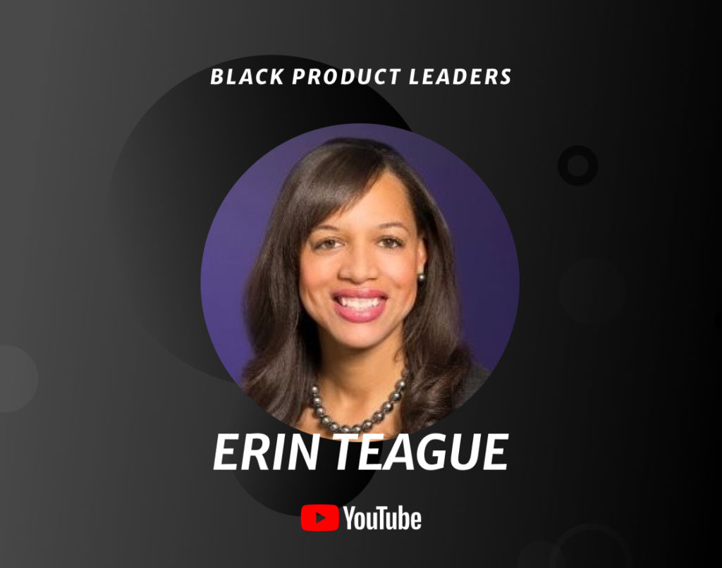 Erin Teague, Director of Product at YouTube