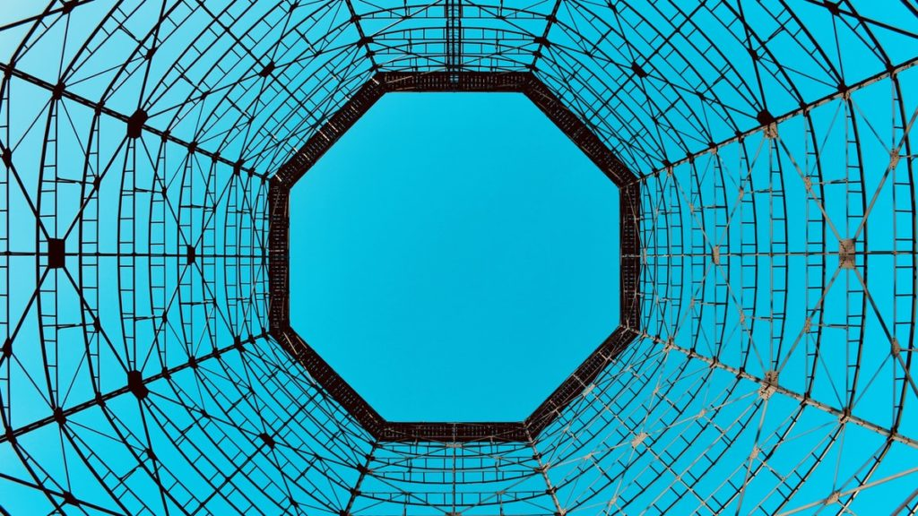 web-like structure, product