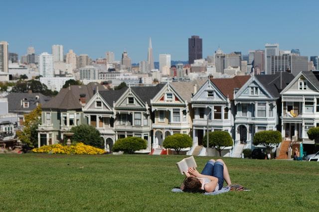 Reading in San Francisco