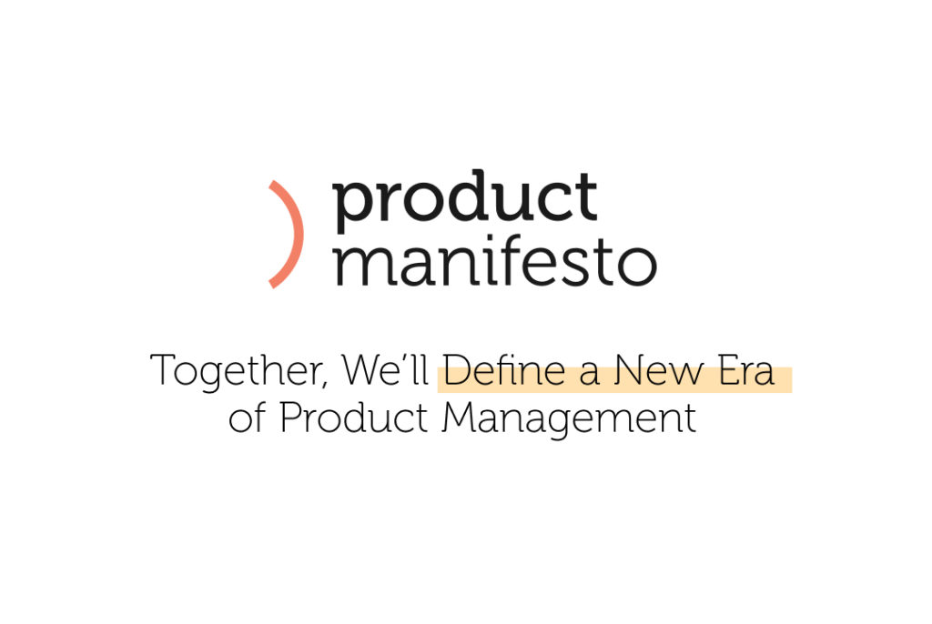 Product Manifesto
