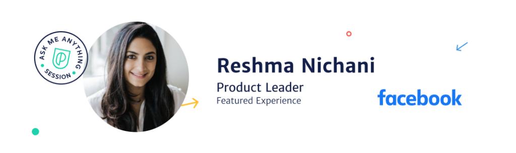 i, Product Leader at Facebook
