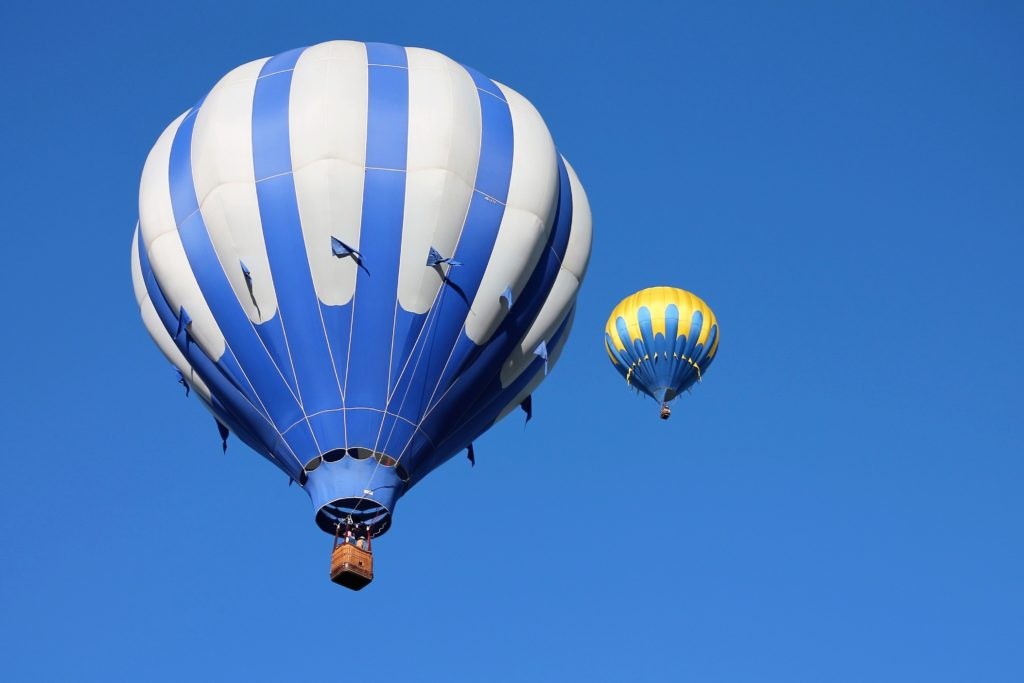 Picture of parachute